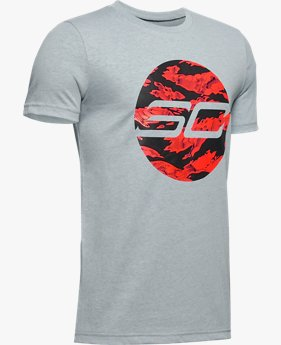 Boys' SC30™ HD Logo T-Shirt