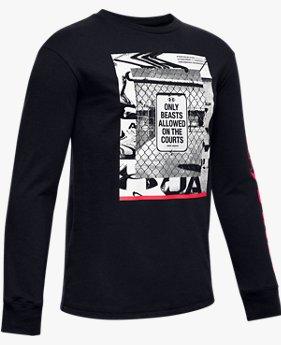 보이즈 UA 온리 비스트 티셔츠