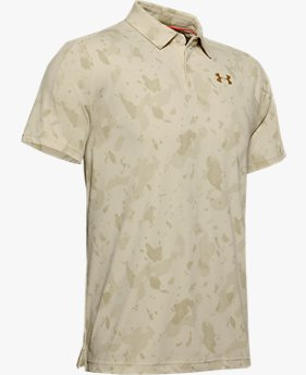 Men's UA Vanish Jacquard Upstream Camo Polo
