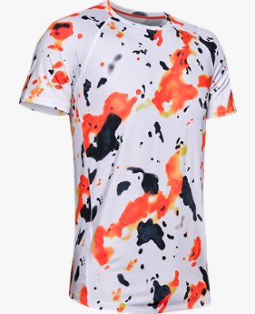 Men's UA MK-1 Upstream Camo Short Sleeve
