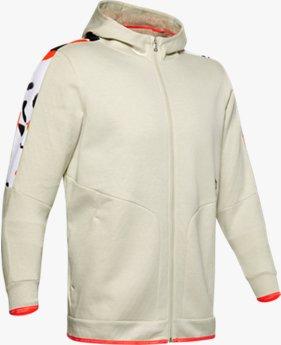 Polerón UA Recover Fleece Camo Full Zip para Hombre