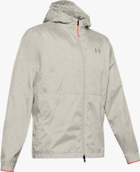 Men's UA RECOVER™ Legacy Upstream Camo Windbreaker Jacket