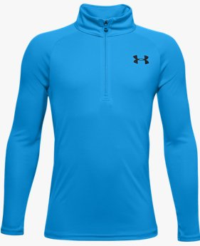 Boys' UA Tech™ 2.0 ½ Zip