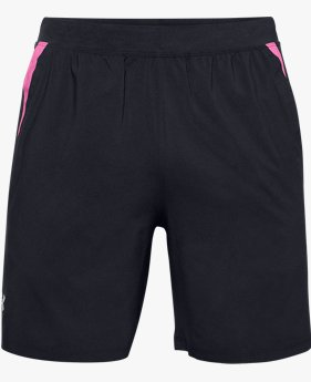 Herenshorts UA Launch SW Branded 18 cm