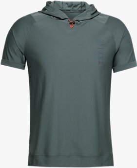 Men's UA Run Anywhere Short Sleeve Hoodie