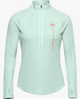 Women's UA Speed Stride Attitude ½ Zip