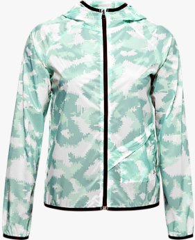 Damen UA Run Anywhere Storm Jacke