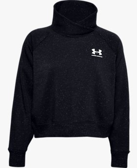 Women's UA Rival Fleece Wrap Neck