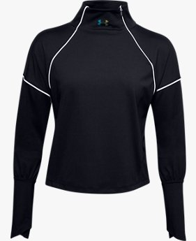 Women's UA RUSH™ ColdGear® ½ Zip