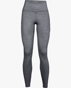 Women's UA Meridian Heather Full-Length Leggings