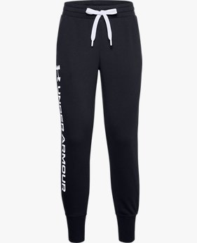 Women's UA Rival Fleece Shine Joggers