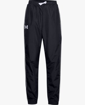 Girls' UA Play Up Woven Pants