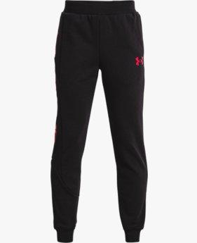 Boys' UA Baseline Fleece Pants
