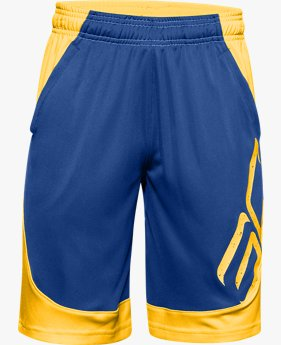 Boys' Curry Basketball Shorts