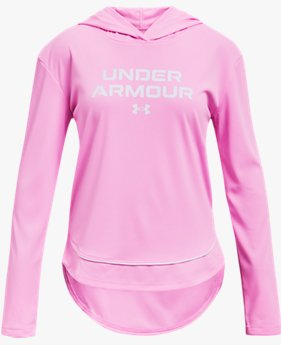 Girls' UA Tech™ Graphic Hoodie