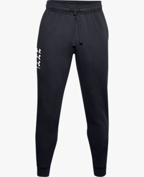 Herenjoggingbroek UA Rival Fleece Multilogo