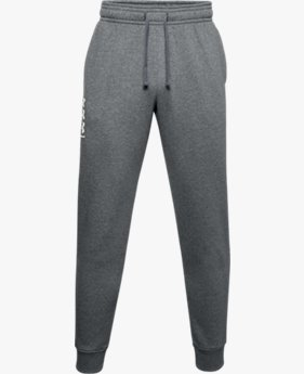Men's UA Rival Fleece Multilogo Joggers