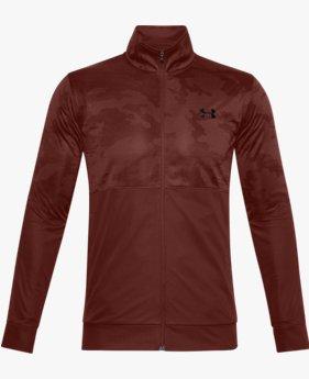 Men's UA Sportstyle Pique Track Jacket