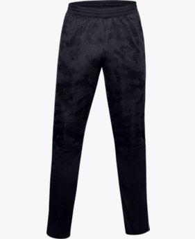 Men's UA Sportstyle Pique Track Pants