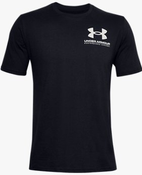 Men's UA Performance Big Logo Short Sleeve