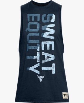 Men's Project Rock Sweat Equity Tank
