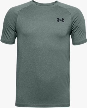 Boys' UA Tech™ Bubble Short Sleeve