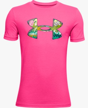 Boys' UA Tech™ Illustration Short Sleeve