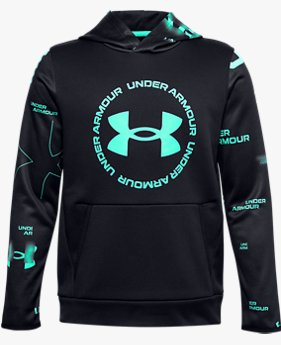 UAアーマーフリース スポーツ インスパイア フーディー(トレーニング/BOYS)