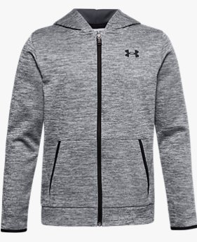 Boys' Armour Fleece® Full Zip