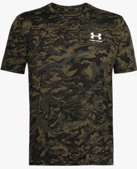 Men's UA All-Over Logo Short Sleeve