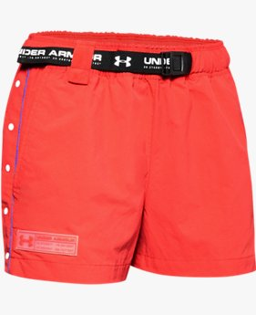 Women's UA Summit Woven Shorts