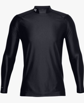 Men's UA Iso-Chill Long Sleeve Golf Mock