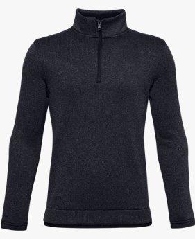 Sweat ½ Zip UA SweaterFleece pour garçon