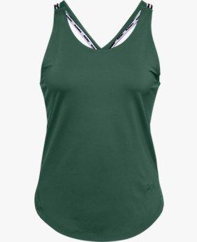 Camiseta deportiva sin mangas UA Armour Crossback