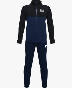 男童UA CB針織運動套裝
