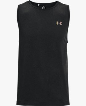 Men's UA RUSH™ Seamless Sleeveless