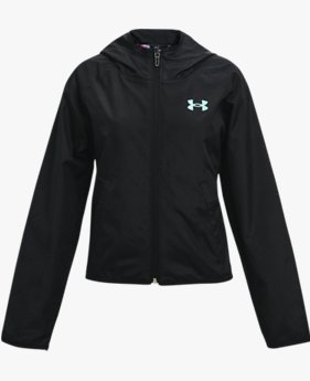 Girls' UA Woven Reversible Jacket
