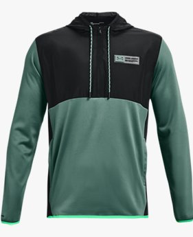 Men's Armour Fleece® Storm ½ Zip Hoodie
