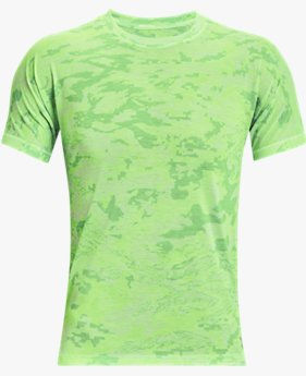 Playera Manga Corta UA Breeze Run para Hombre