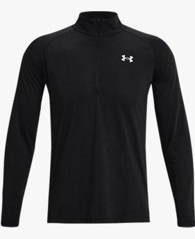 Men's UA Streaker Run ½ Zip