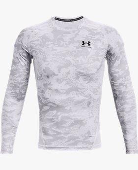 Men's HeatGear® Armour Camo Long Sleeve