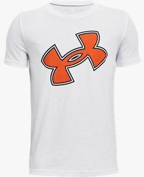 Boys' UA HoopsCore T-Shirt