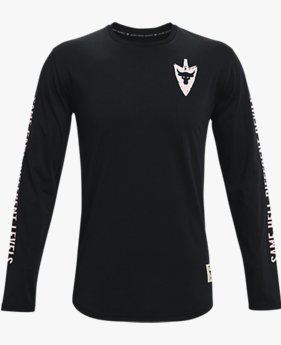 Men's Project Rock Same Game Long Sleeve