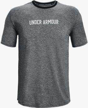 UAリカバー スリープ ショートスリーブ クルー(トレーニング/MEN)
