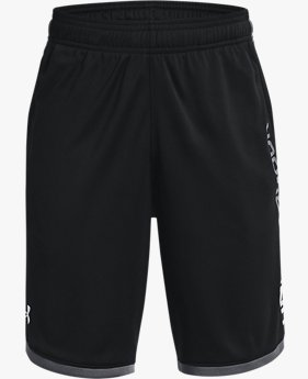 Boys' UA Stunt 3.0 Shorts