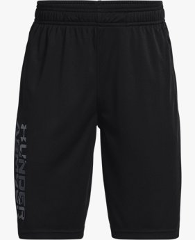 Boys' UA Prototype 2.0 Wordmark Shorts