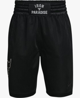 Boys' Project Rock Rumble Shorts