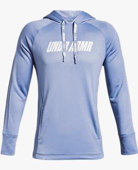 Sweat à capuche UA Baseline pour homme