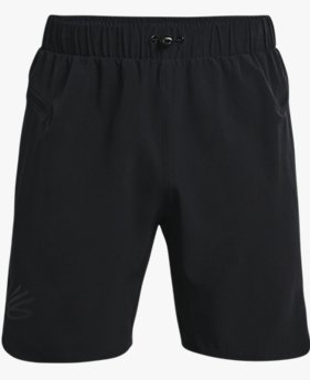 Men's Curry UNDRTD Utility Shorts
