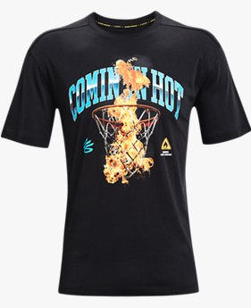 Men's Curry Comin' In Hot T-Shirt